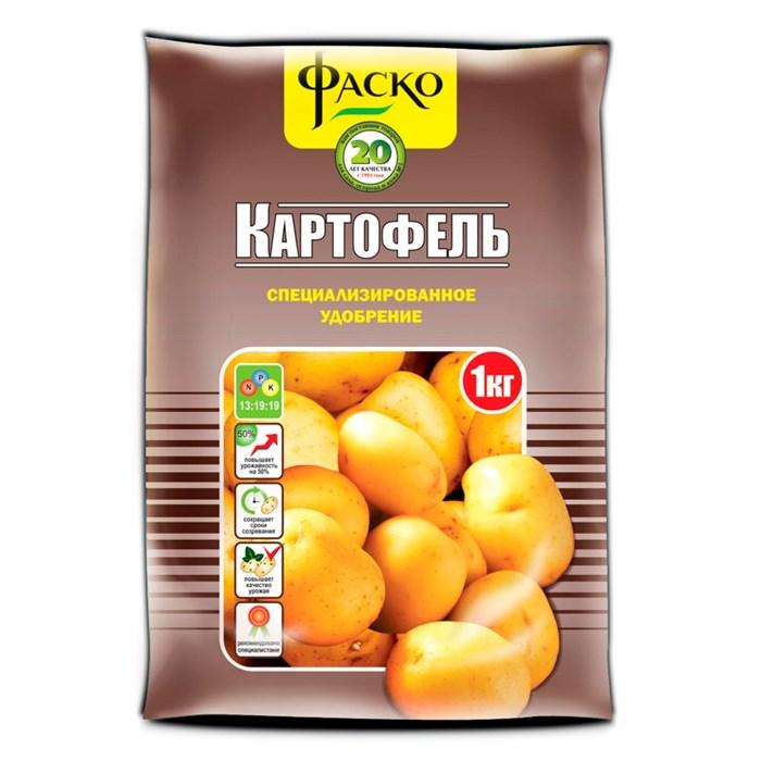 Удобрение Фаско для Картофеля