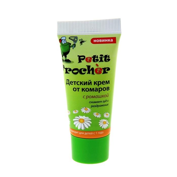 Детский крем от комаров Petit Frocher