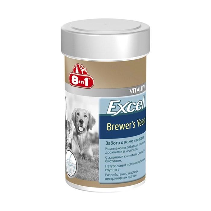 Витамины Бреверс 8 в 1 260т пивные дрожжи+чеснок