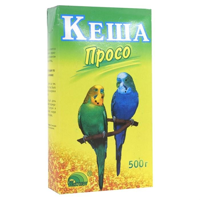 Корм КЕША просо для попугаев