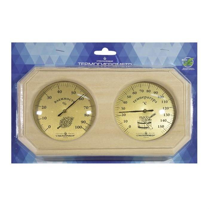 Термо-гигрометр ТГС-2