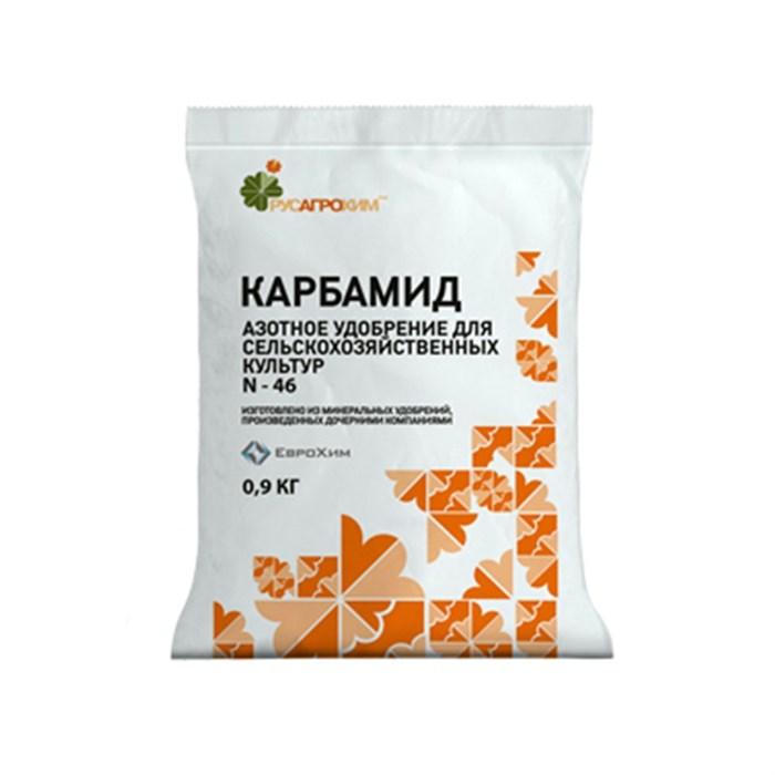 Удобрение Сотка Карбамид 0,9кг пакет