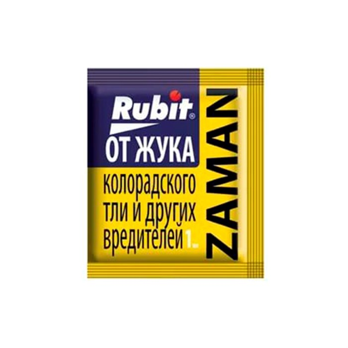 Рубит Заман 1мл