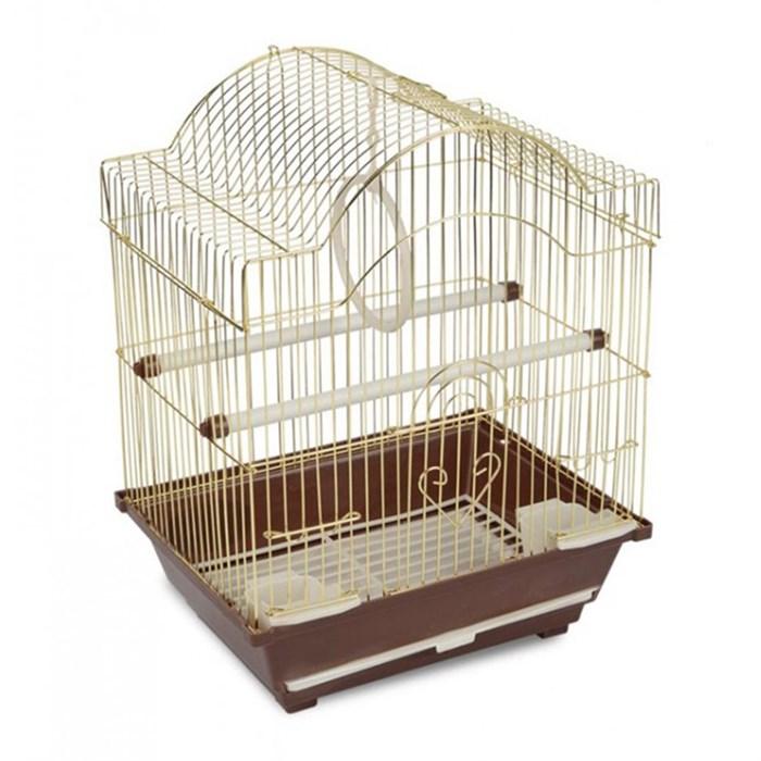 Клетка ЗК для птиц 113 золото