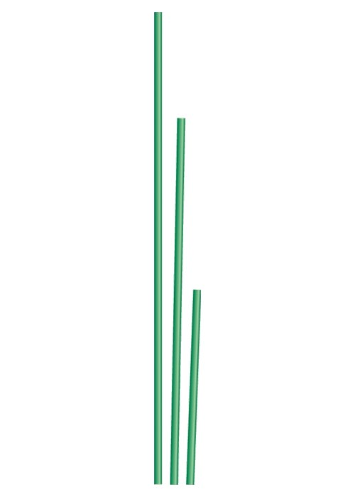 Колышки 2м труба 10мм - фото 53161