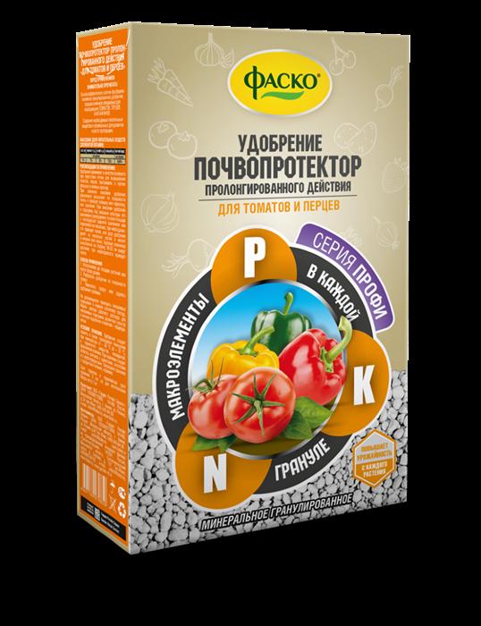 Удобрение Почвопротектор для томатов и перцев 1кг минеральное (5) - фото 53591