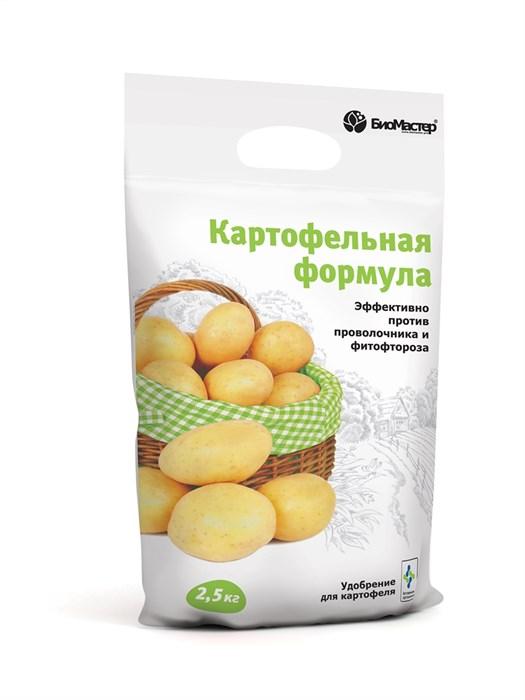Удобрение БиоМастер Картофельная формула 2,5кг - фото 53763