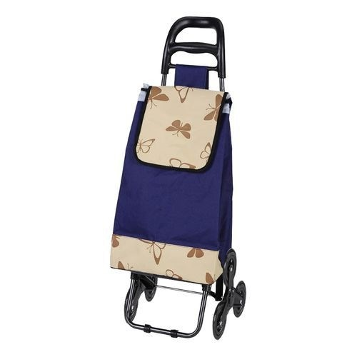 Тележка с сумкой Бабочки - фото 53886