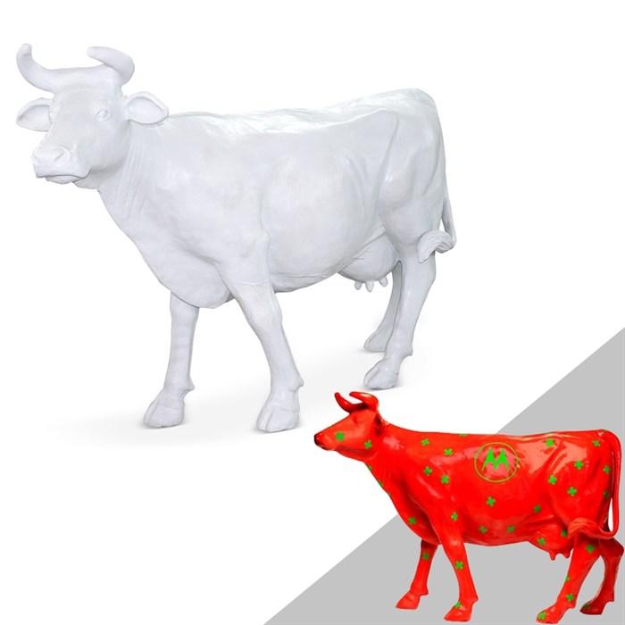 Фигура Корова рекламная U07493 - фото 54556