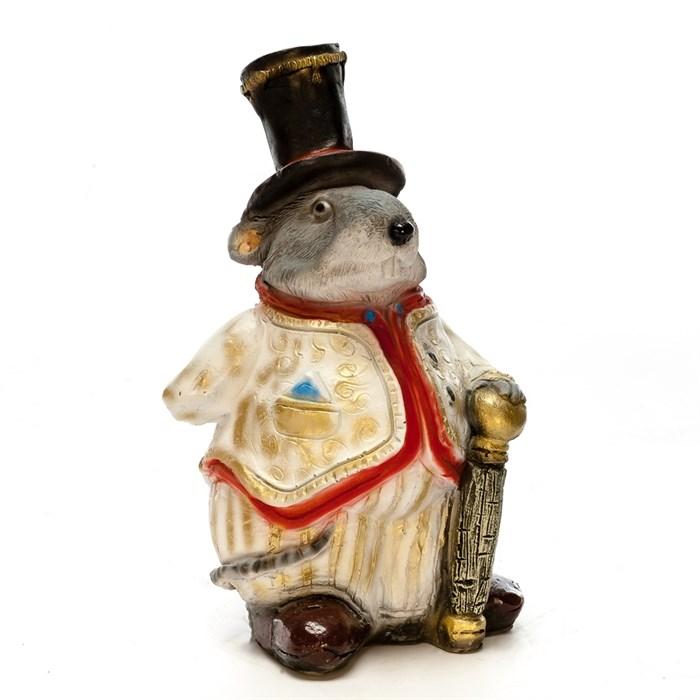 Фигура Крыс в цилиндре - фото 54624