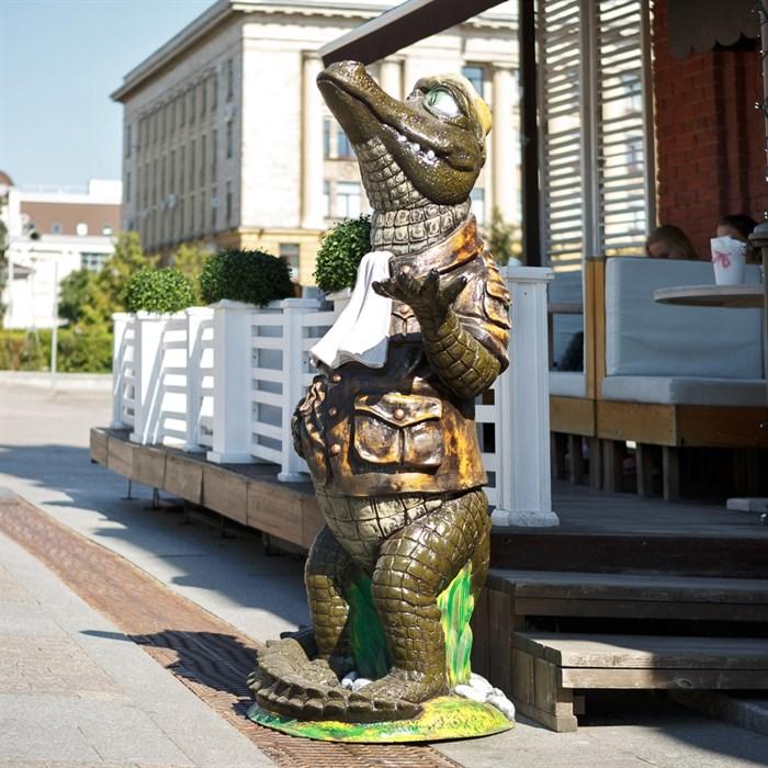 Фигура Крокодил - фото 60975