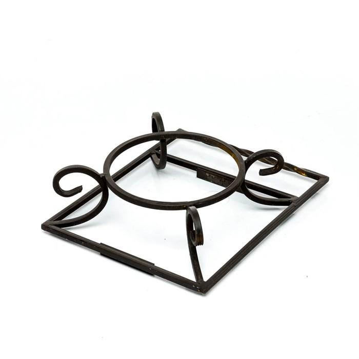 Подставка для чайника на ящик мангала 98-012