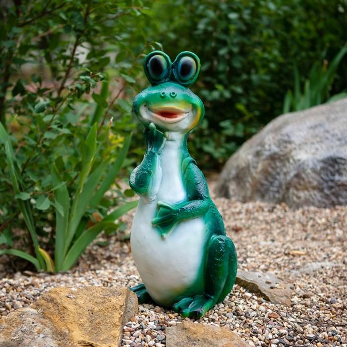 Фигура Лягушка сидит - фото 61108