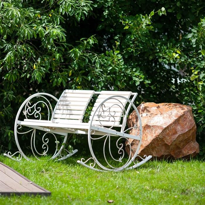Кресло качалка с деревом 880-15R - фото 62587