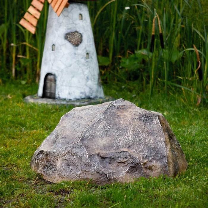 Крышка люка Камень 40 F07804 - фото 63007