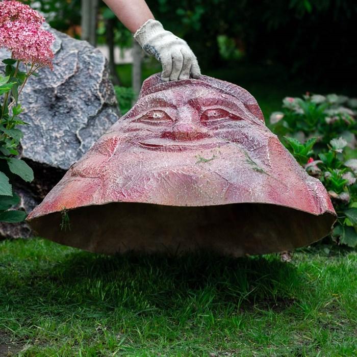 Фигура Камень в кепке - фото 63026