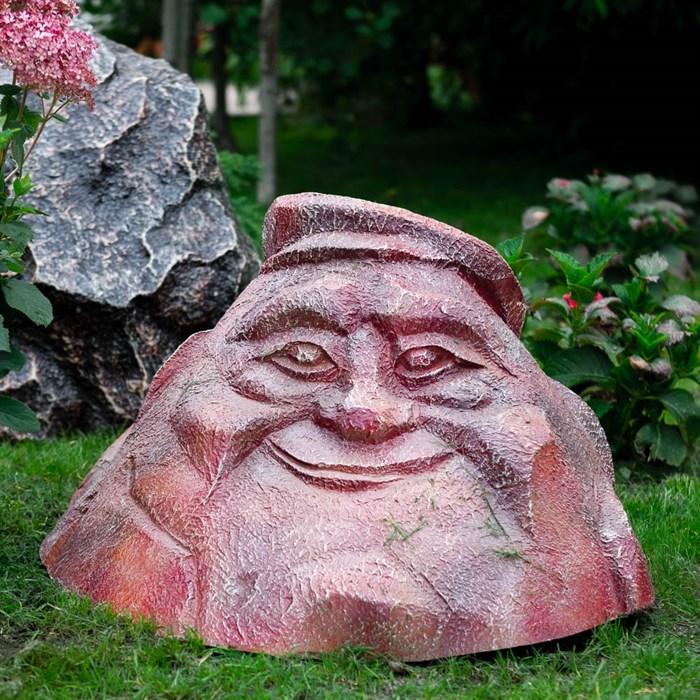 Фигура Камень в кепке - фото 63028