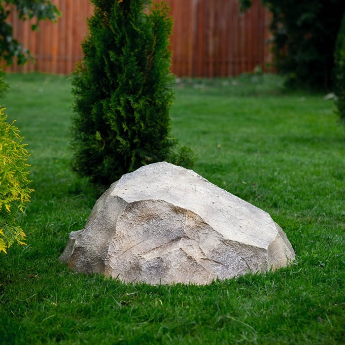 Крышка люка Камень 80 F07805 - фото 63100