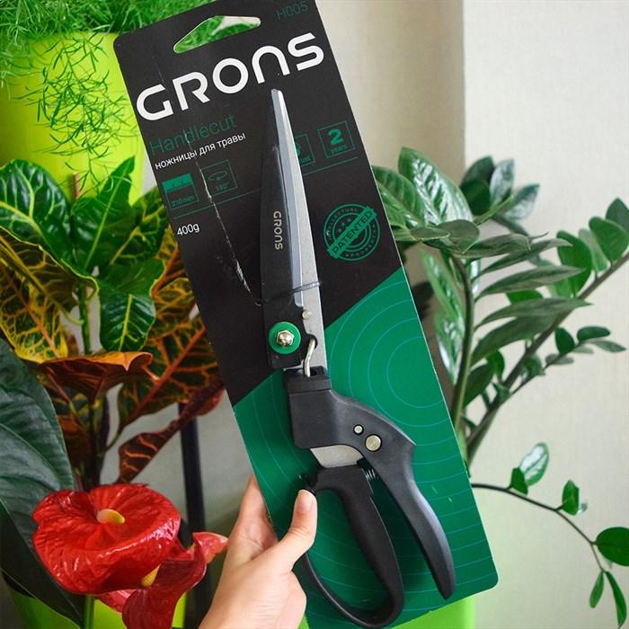 Ножницы для травы Гронс - фото 64159