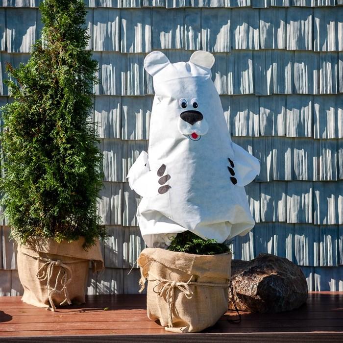 Укрывной колпак Белый Медведь - фото 65433