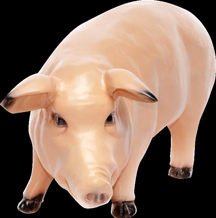 Фигура Свинья - фото 65634