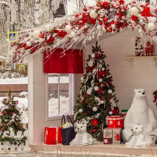Фигура Белая Медведица - фото 67120