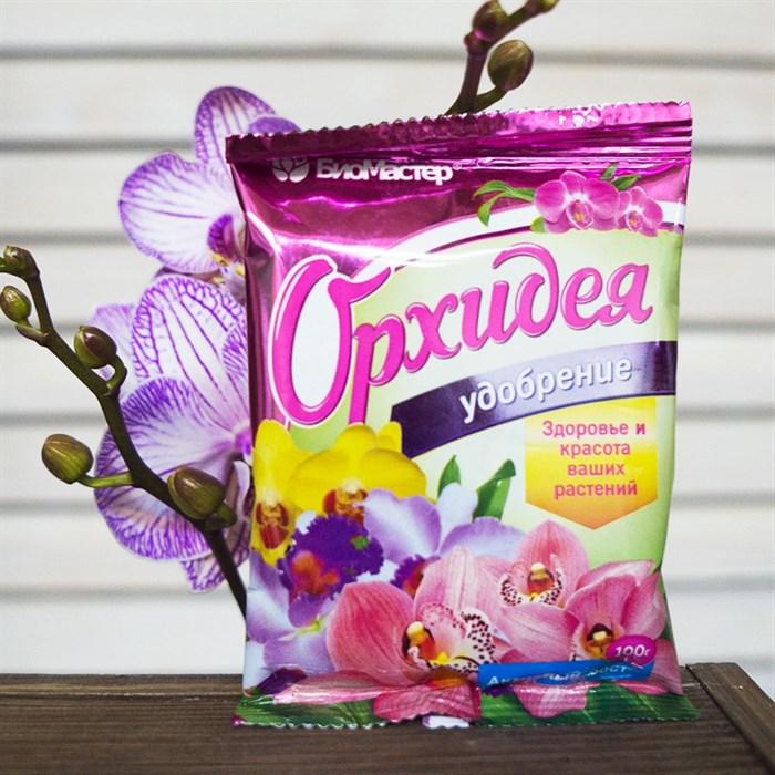 Удобрение БиоМастер Орхидея водораств. саше,100 г. - фото 68301