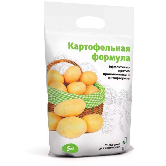 Удобрение БиоМастер Картофельная формула 5кг - фото 71785