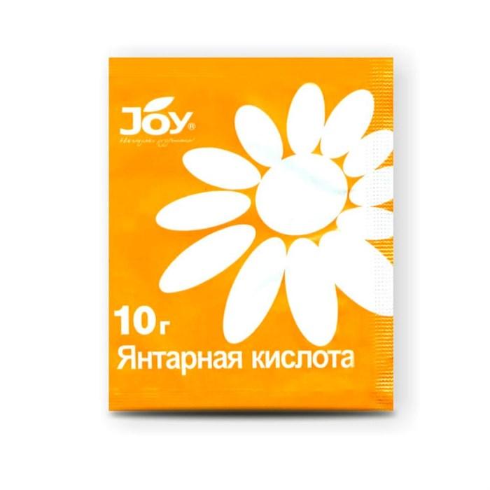 Янтарная кислота ДЖОЙ 10г - фото 72281