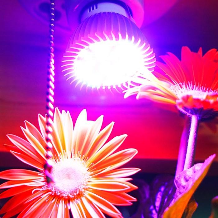 Лампа для растений 28 Вт - фото 72606