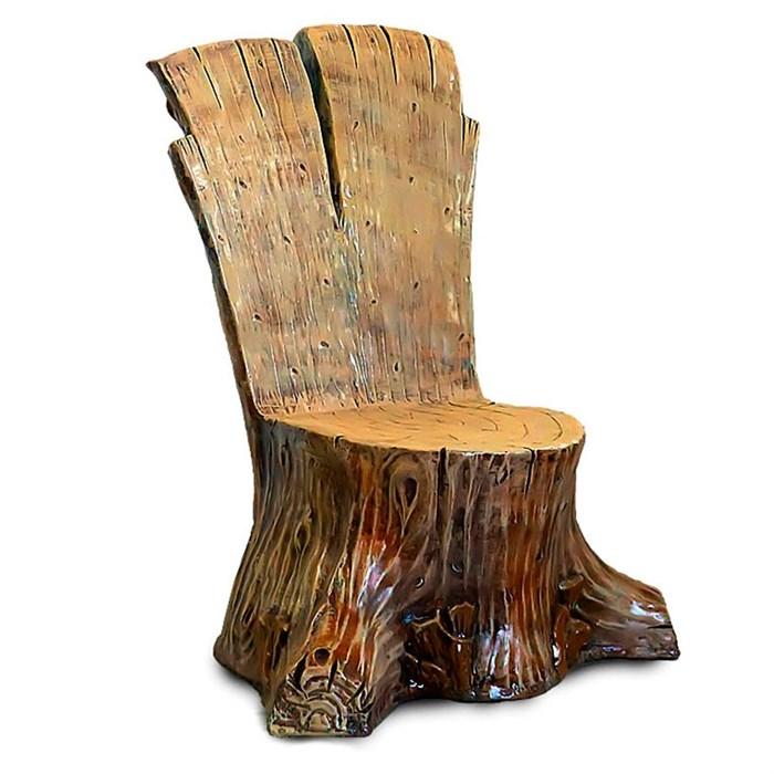 Кресло Пень U07409 - фото 74784
