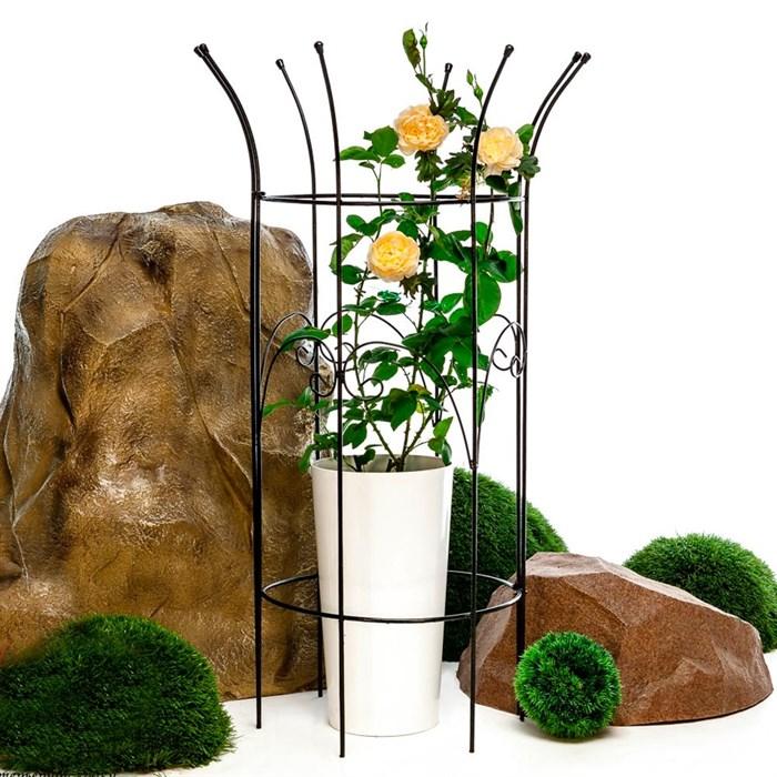 Опора кованая для растений 57-924 - фото 75681