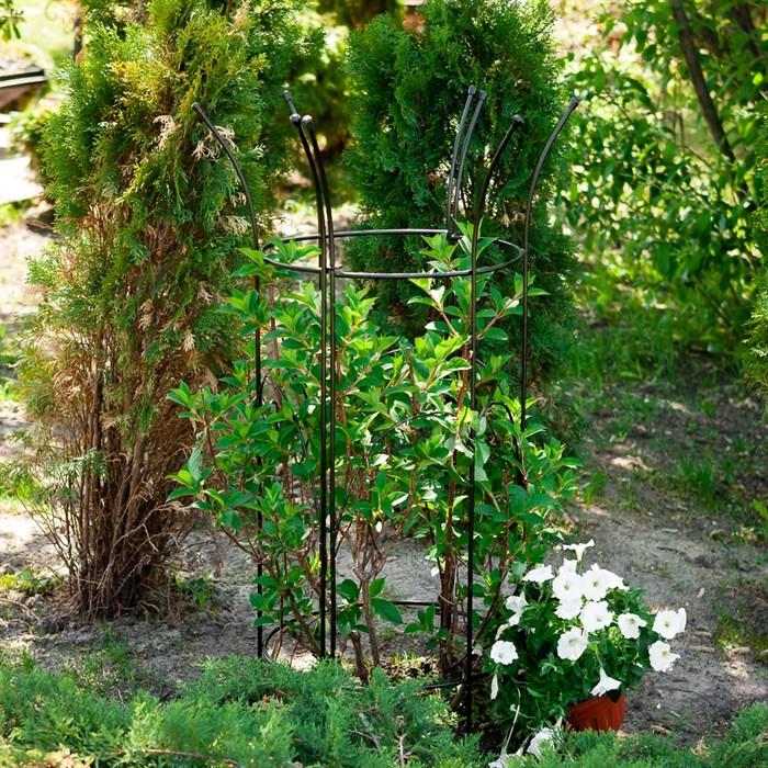 Опора кованая для растений 57-924 - фото 76201