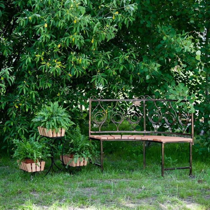 Диван секционный садовый 891-92 - фото 77163