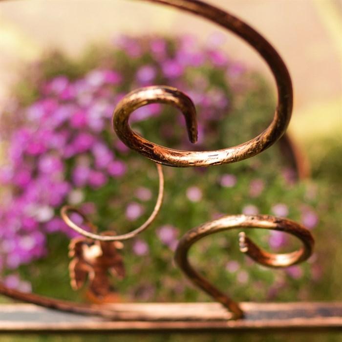 Арка садовая металлическая 860-68R - фото 77440