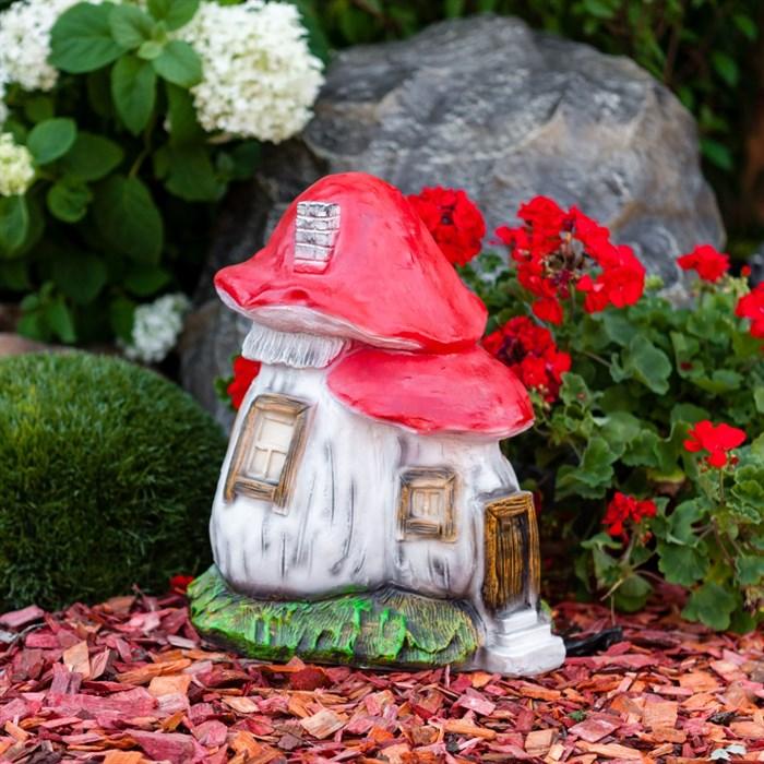 Фигура Гриб дом сказок F08458 - фото 77474
