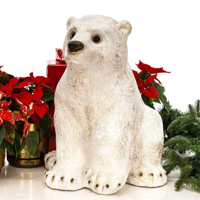 Фигура Медвежонок U08178-WG - фото 83094