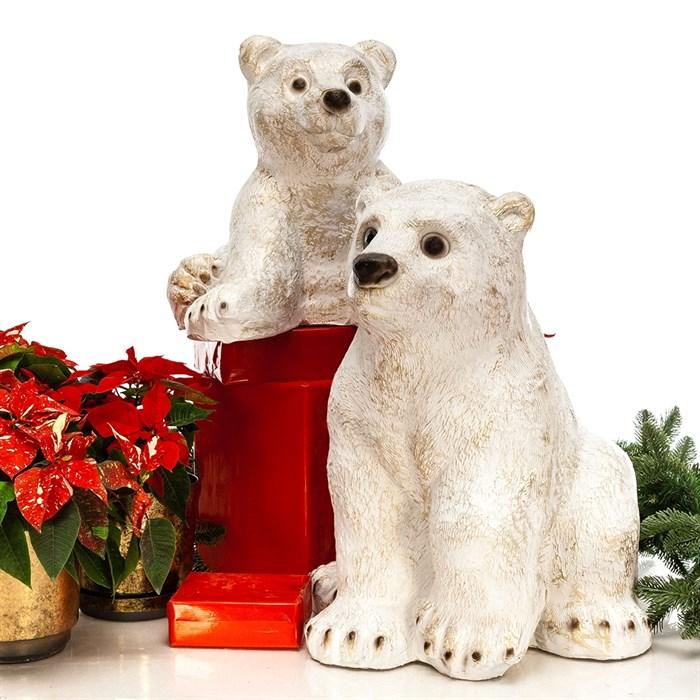 Фигура Медвежонок U08178-WG - фото 83095