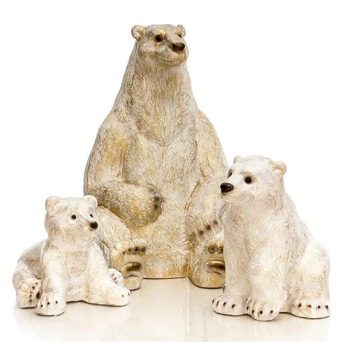 Фигура Медвежонок U08178-WG - фото 83096