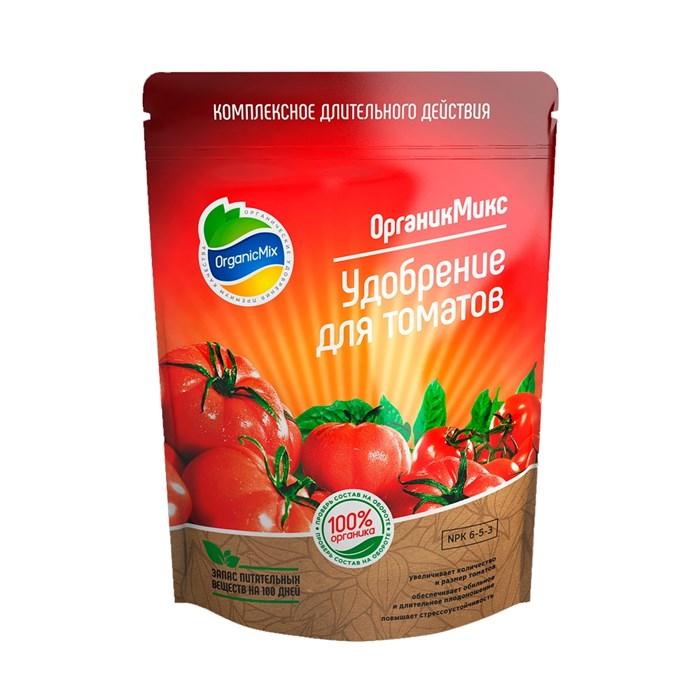 Удобрение ОрганикМикс для томатов 200г - фото 86589