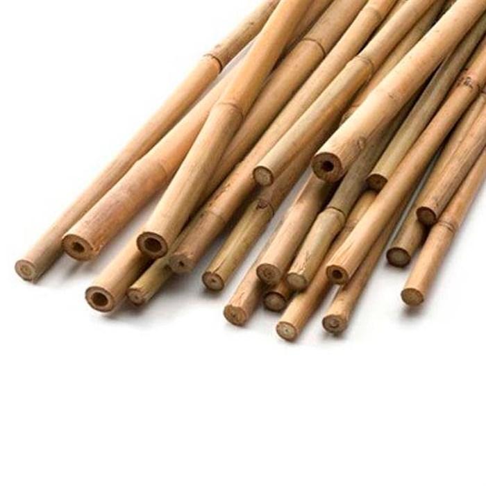 Жердь бамбуковая 150см 10/12 - фото 86948