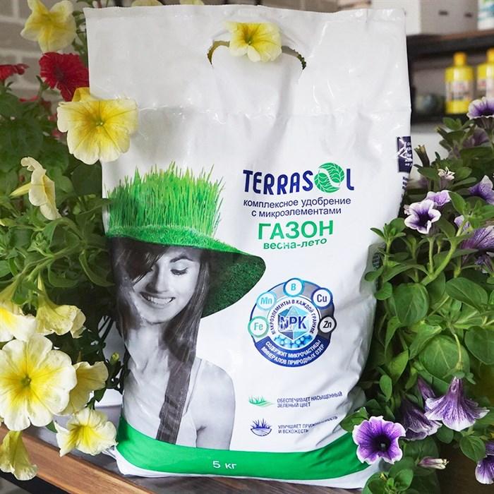Удобрение Террасол Газон 5кг весна-лето (5) - фото 91448