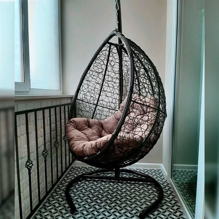 Подвесное кресло Сфера Лайт до 120кг - фото 95470