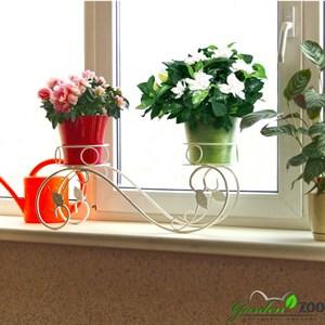 цветочница для подоконника