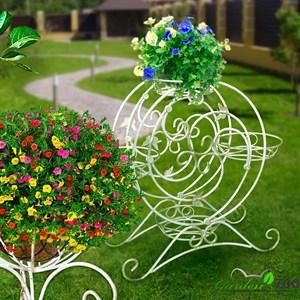 садовая подставка фото