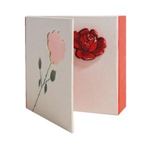Коробка Подарочная с розой