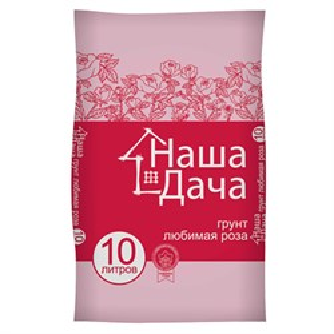 Грунт Наша Дача Любимая роза 5л