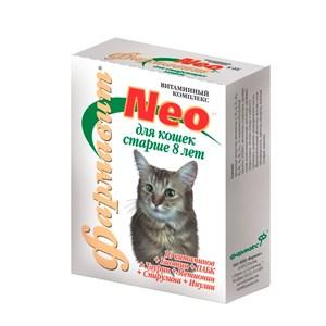 Лакомство ФАРМАВИТ Нео для стареющих кошек