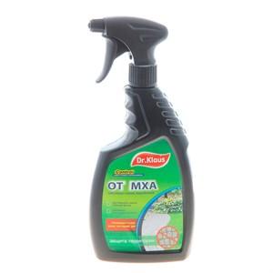 Спрей Доктор Клаус Контроль от мха плесневых грибов лишайников