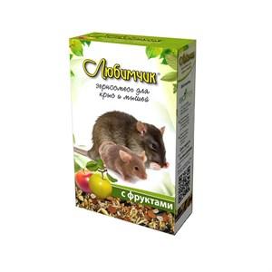 Корм ЛЮБИМЧИК для крыс